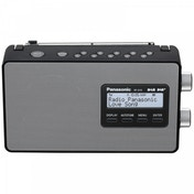 Panasonic RFD10 Portable DAB  Radio Black UK Plug