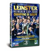 Heineken Cup 2009 - Leinster Champions of Europe DVD