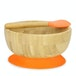 Bamboo Baby Suction Bowl & Spoon | M&W - Image 4