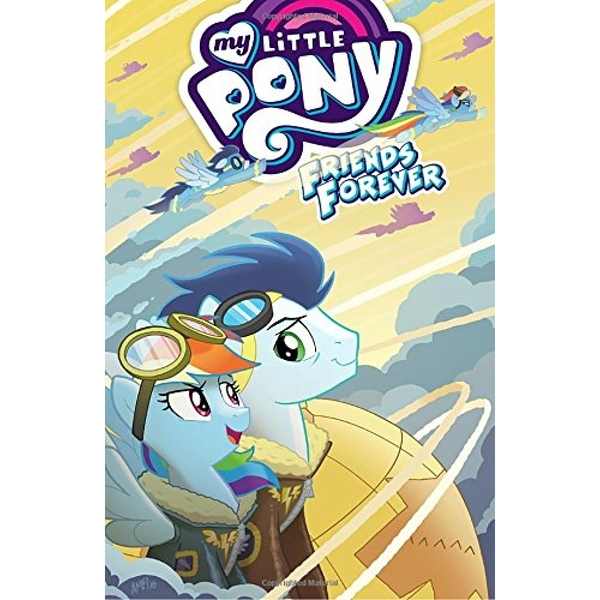 My Little Pony  Friends Forever: Volume 9