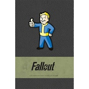 Vault Boy (Fallout) Hardcover Ruled Journal
