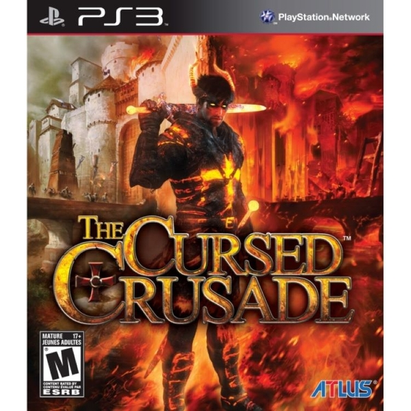 The Cursed Crusade Game PS3