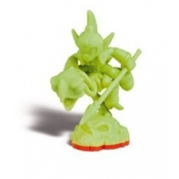 Limited Edition Fright Rider (Skylanders Giants) Undead Character Figure - Image 1