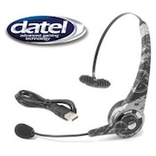Datel Combat Command Wireless Bluetooth On-Line Gaming Headset