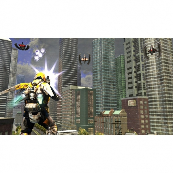 Earth Defence Force Insect Armageddon Game Xbox 360 - Image 3