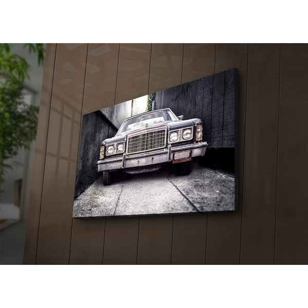 4570?ACT-79 Multicolor Decorative Led Lighted Canvas Painting