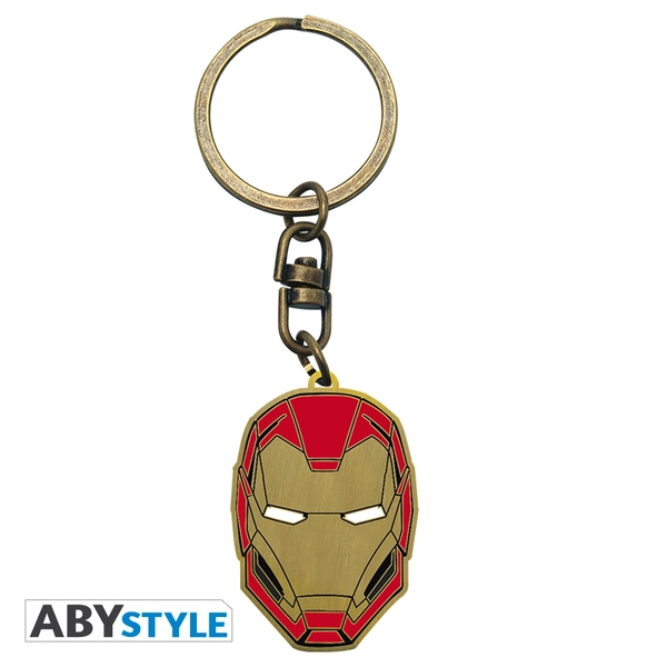 Marvel - Iron Man Metal Keyring