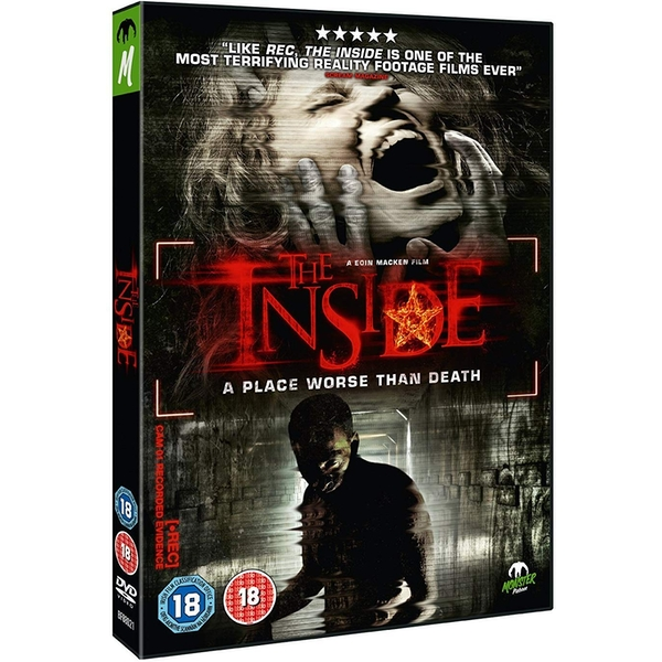 The Inside DVD