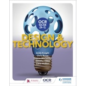 OCR GCSE (9-1) Design and Technology by Sharon McCarthy, Andy Knight, Jennifer Tilley, Chris Rowe, Chris Walker (Paperback, 2017)