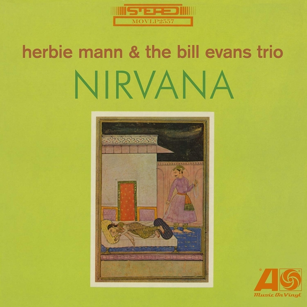 Herbie Mann & The Bill Evans Trio - Nirvana Vinyl