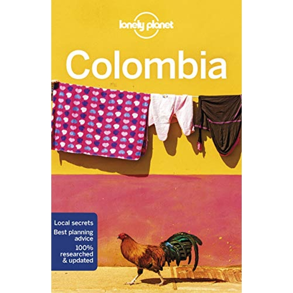 Lonely Planet Colombia  Paperback / softback 2018