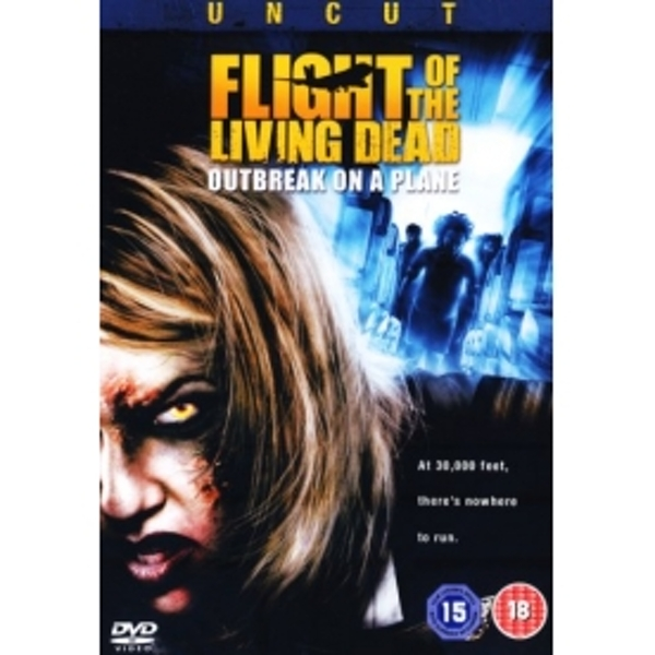 Flight of the Living Dead DVD