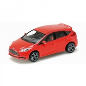 Minichamps 1:43 2011 Ford Focus ST Red