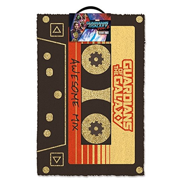 Guardians Of The Galaxy Vol. 2 Awesome Mix Doormat