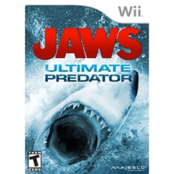 Jaws Ultimate Protector Game Wii