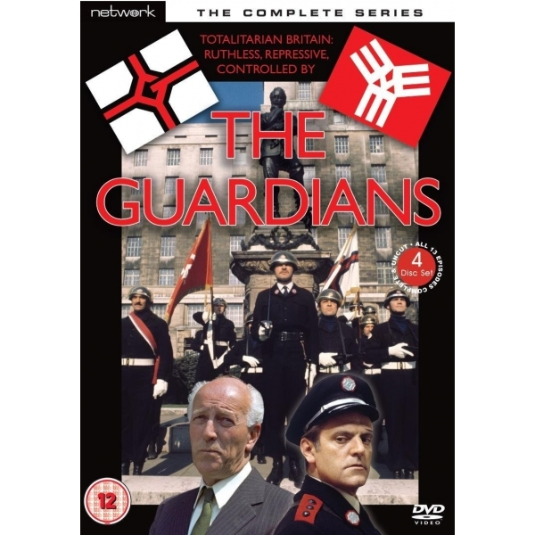 The Guardians The Complete Series DVD
