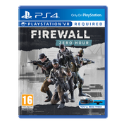 Firewall Zero Hour PS4 Game (with Bonus DLC Pack) (PSVR Required)