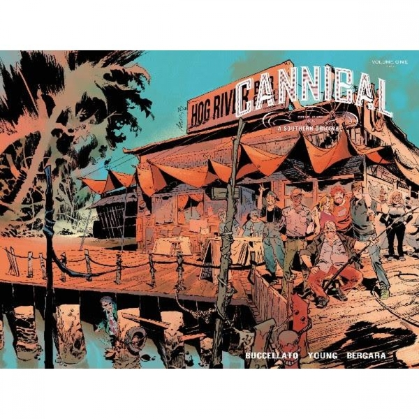 Cannibal Volume 1 by Brian Buccelato, Jennifer Young (Paperback, 2017)
