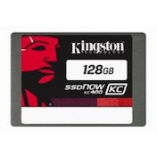 Kingston SSDNow KC400 128GB 2.5 inch SATA Rev 3.0 Solid State Drive