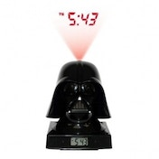 Ex-Display Star Wars Darth Vader Projection Alarm Used - Like New