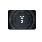 Razer Destiny 2 Goliathus Medium Speed Black White Gaming mouse pad