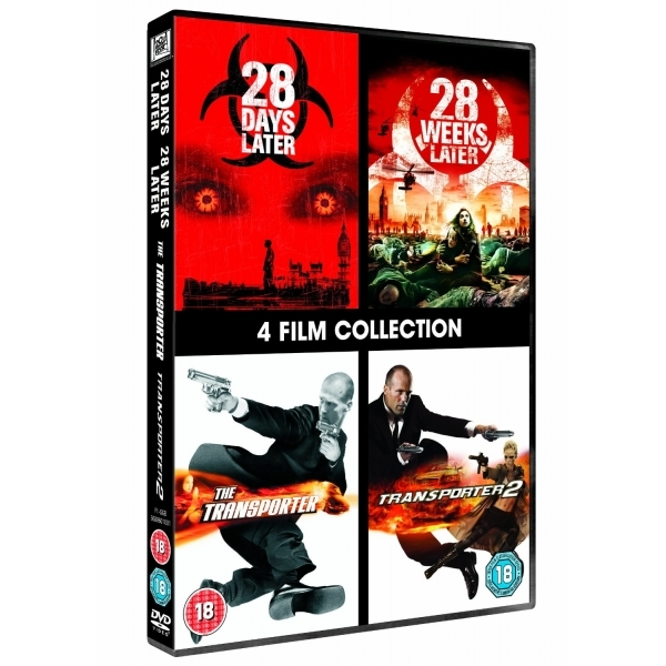 28 Days Later/28 Weeks Later/The Transporter/The Transporter DVD