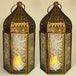 Brass Antique Lantern (Set of 2) - Image 2