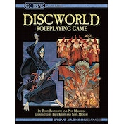 Gurps Discworld Roleplaying Board Game