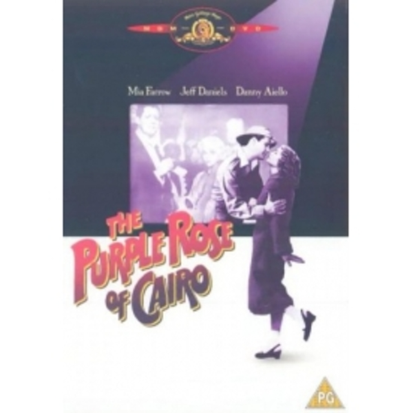The Purple Rose Of Cairo DVD