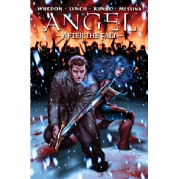 Angel: After The Fall Volume 3 HC