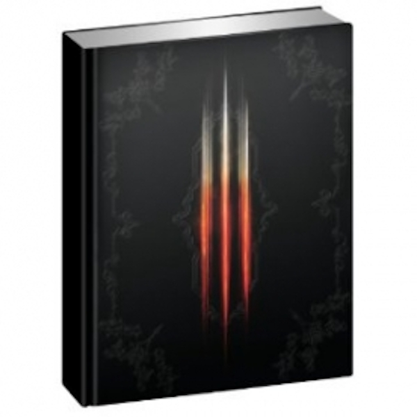 Diablo 3 III Limited Edition Strategy Guide