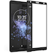 Sony Xperia XZ2 Compact Tempered Glass (Single) - Black Edge - Image 2