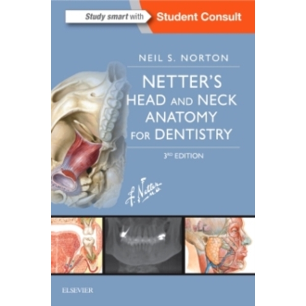 Netter's Head and Neck Anatomy for Dentistry by Neil Scott Norton (Paperback, 2016)