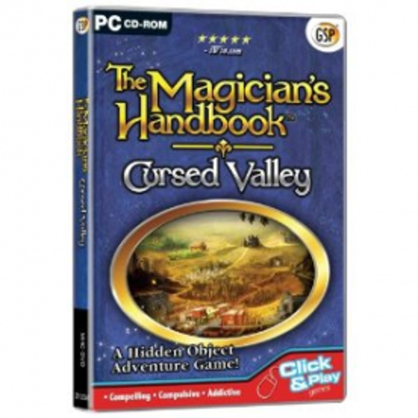 The Magicians Handbook Cursed Valley Game PC