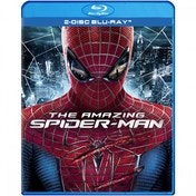 The Amazing Spider-Man 2012 Blu-ray