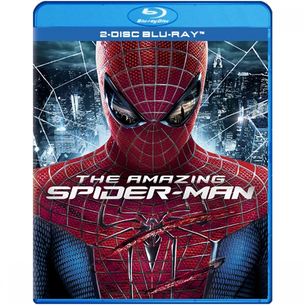 The Amazing Spider-Man Blu-ray