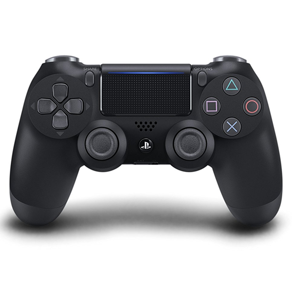 New Sony Dualshock 4 V2 Jet Black Controller PS4 - Image 1