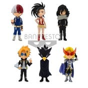 My Hero Academia WCF Chibi (1 Random Supplied) Collectable 7cm Figure