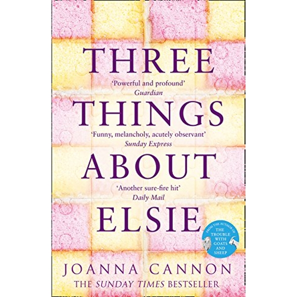 Three Things About Elsie  Paperback / softback 2018
