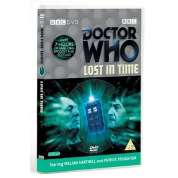 Doctor Who: Lost in Time (1969) DVD