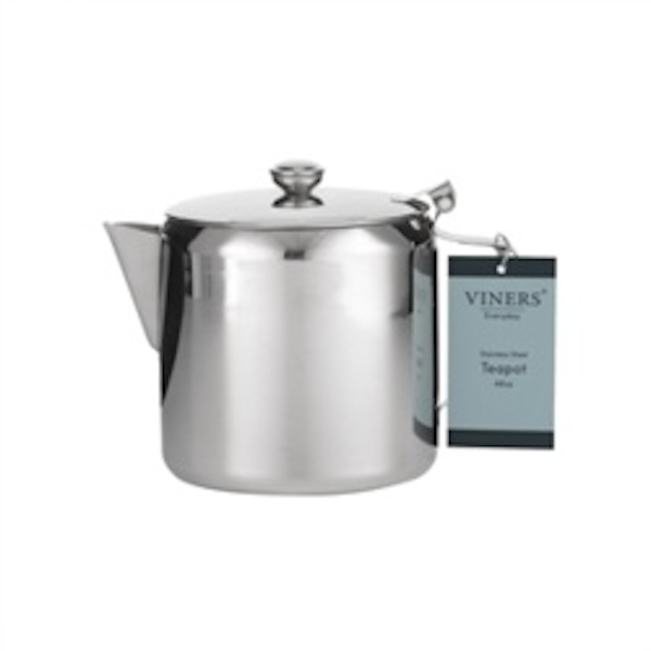 Viners 0302.195 Everyday Stainless Steel Teapot 48oz