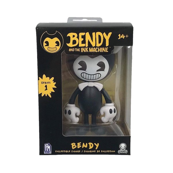 Bendy & The Ink Machine 5 Inch Vinyl Figure Bendy
