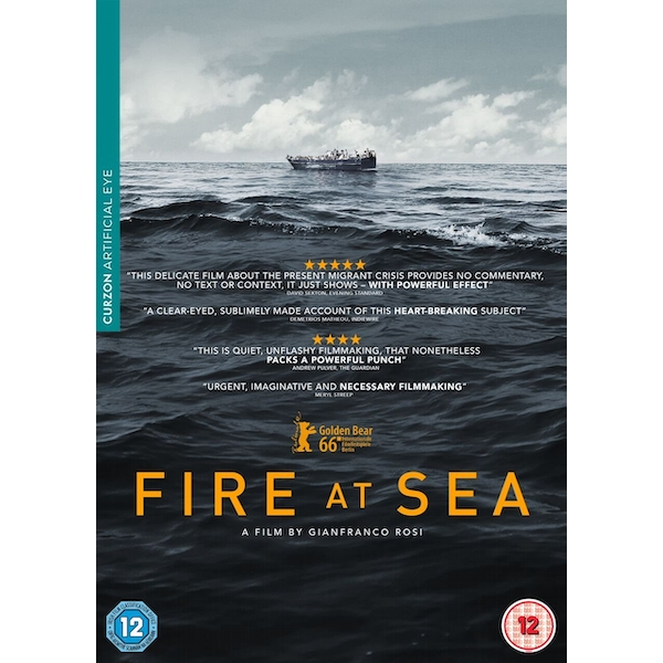 Fire At Sea DVD