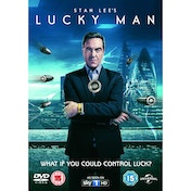 Stan Lee's Lucky Man - Series 1 DVD