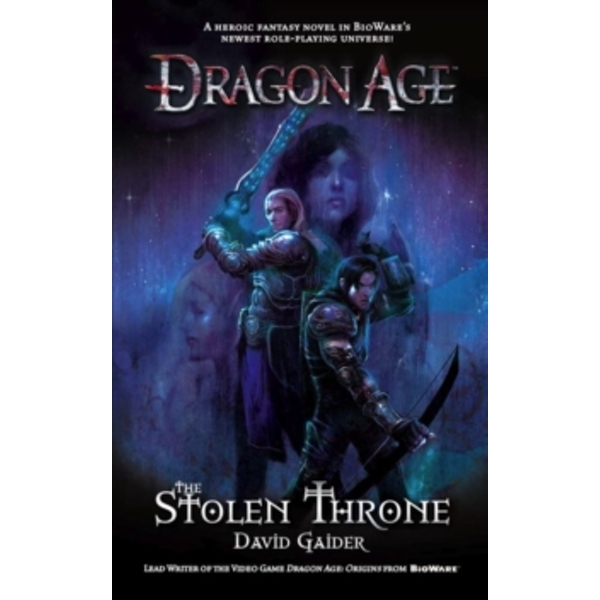 Dragon Age - the Stolen Throne