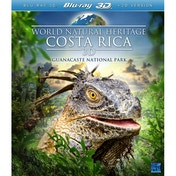 World Natural Heritage - Costa Rica (3DBlu-ray)