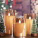 LED Candles - Set of 3 | M&W Gold - Image 4
