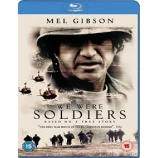 We Were Soldiers Blu-Ray