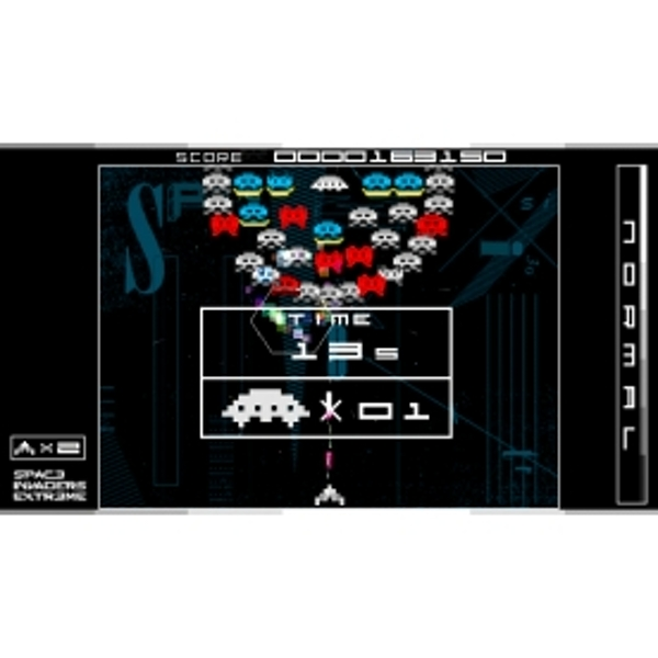 Space Invaders Extreme Game (Essential) PSP - Image 3