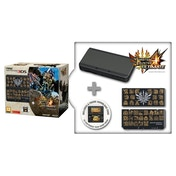 New Nintendo 3DS Handheld Console Limited Monster Hunter 4 Ultimate Edition